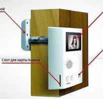 Видеоглазок в дверь – видеокамера с записью как средство защиты