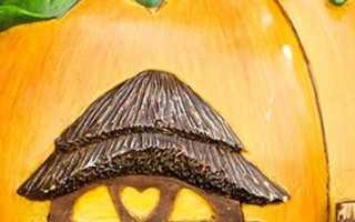 Осенние поделки: что сделать из тыквы и как ее украсить