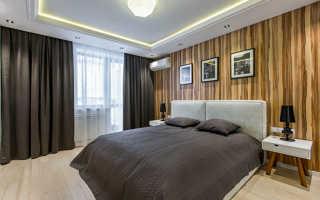Дизайн потолка в спальне: натяжные, из гипсокартона