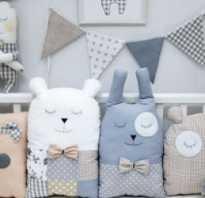 Декор детской кроватки своими руками: особенности