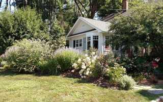 Как украсить палисадник перед домом