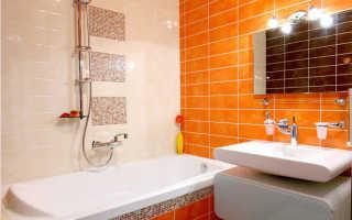 Ванная комната в хрущевке: оформление интерьера
