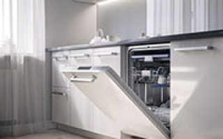 Какой фирмы выбрать посудомоечную машину встраиваемую