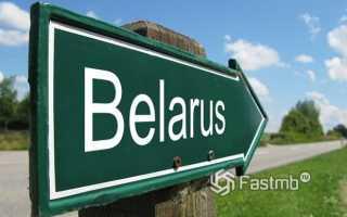 На автомобиле в Белоруссию. Что нужно знать и что посмотреть