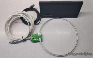 Цифровая антенна dvb-t2 своими руками. Изготовление антенны для цифрового тв своими руками