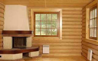 Блок-хаус внутри дома: особенности использования и технология отделки