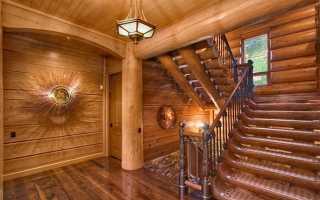 Внутренняя отделка дома из бруса: советы новичкам