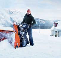 Снегоуборщик какой фирмы выбрать