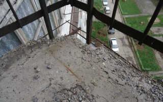 Подаем заявление на ремонт балкона: тонкости законодательства