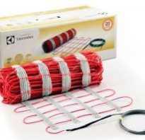 Электрический теплый пол под плитку – технология укладки кабеля и нагревательных матов