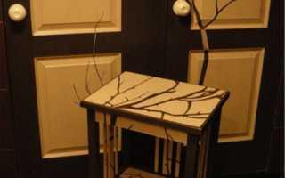 Идеи для реставрации старой мебели своими руками