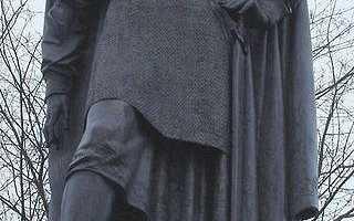 Александр Невский — краткая биография. Святой князь александр невский — русская историческая библиотека