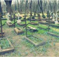 9 мая ходят на кладбище. Правила поведения на кладбище — как вести себя на кладбище