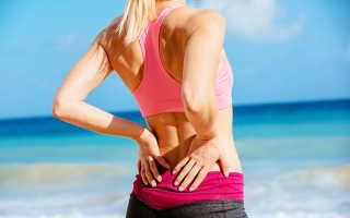 Как укрепить спину в домашних условиях. Как укрепить поясницу с помощью лечебной гимнастики и упражнений на турнике