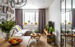 Как обставить маленькую комнату 12 метров