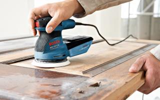 Как обновить старую полированную мебель своими руками