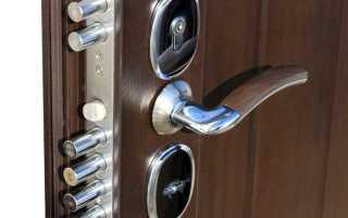 Металлические входные двери: специфика подбора