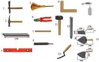 Как укладывать декоративный камень для внутренней отделки