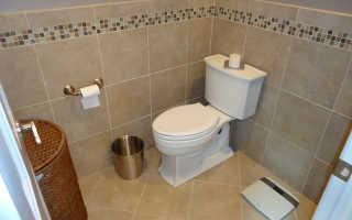 Как положить плитку в туалете- подробная инструкция