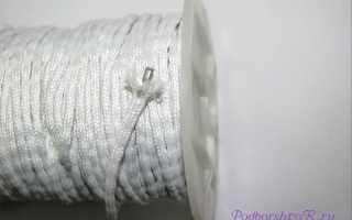Как пришить утяжелитель на тюль пошаговая инструкция