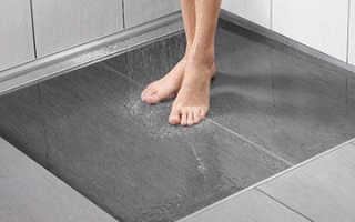 Гидроизоляция пола в ванной под плитку: материалы