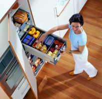 Как навести порядок на кухне в шкафах