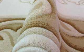 Как почистить шерстяной ковер в домашних условиях