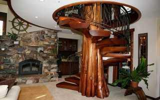 Лестница на второй этаж. правила устройства лестницы