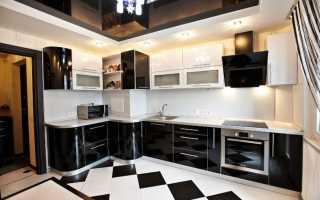 Как спрятать вентиляционный короб на кухне
