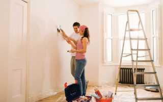 Как выполнить ремонт в гостиной?
