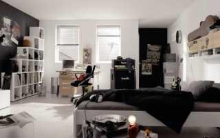 Современные подростковые спальни