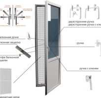 Защелка на пластиковые балконные двери: ежедневное удобство