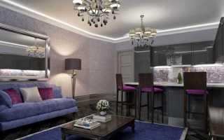 Освещение гостиной: функциональное назначение и эстетические характеристики светильников