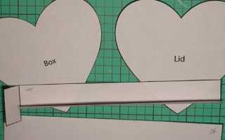Как украсить коробочку для подарка своими руками