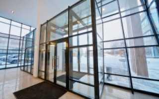 Алюминиевые двери: конструкционные особенности и типы
