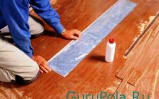 Ремонт деревянных полов: особенности и порядок проведения работ