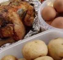 Рецепты приготовления еды в дорогу. Что приготовить в дорогу, в поездку на поезде или на машине