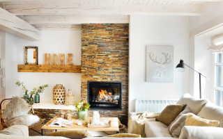 Колоритный дизайн интерьера дома в солнечной испании