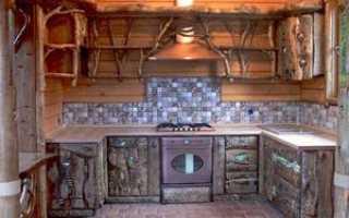 Как самому сделать кухонный гарнитур своими руками