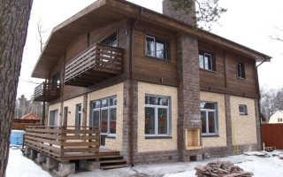 Навесные фасады – правильный выбор для любого сооружения