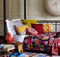 Текстиль в интерьере вашего дома