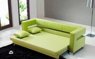 Как сделать раздвижной диван своими руками