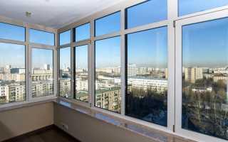 Пластиковые окна: монтаж по госту