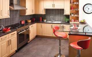 Как оформить малогабаритную кухню