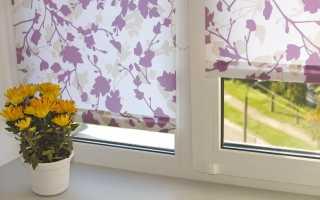 Рулонные шторы (рольшторы): красиво, удобно, современно