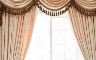 Классические шторы в интерьере