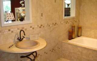 Чем лучше отделать стены в ванной комнате?