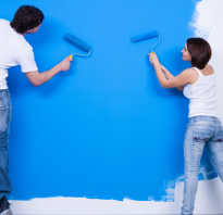 Как быстро высушить краску эмаль