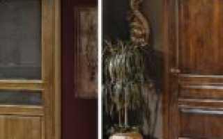 Белорусские дубовые двери – шпон и другие покрытия