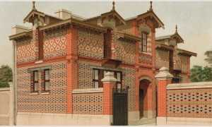 Богатство орнаментов для фасада дома